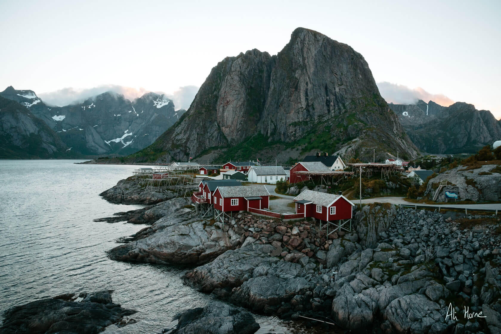 Hamnoy, Lofoten Islands